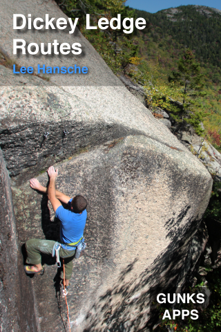 Dickey Ledge Routes